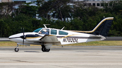 N702DL - Beechcraft 95-C55 Baron - Private
