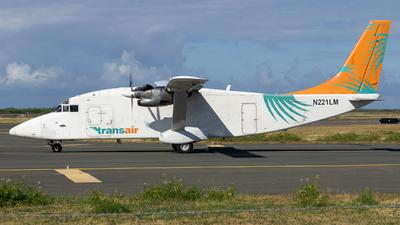 N221LM - Short 360-300 - Transair