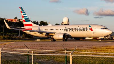 N805NN - Boeing 737-823 - American Airlines