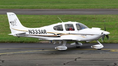N333AR - Cirrus SR22-G2 - Private