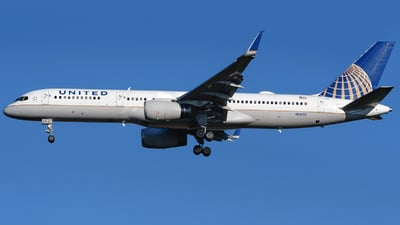 A picture of N14115 - Boeing 757224 - United Airlines - © Matt Lino