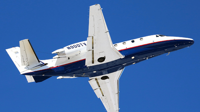 A picture of N900TV - Cessna 560XL Citation Excel - Delta Private Jets - © GregMac