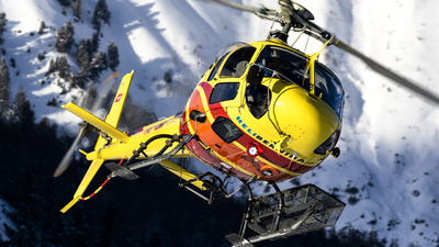 HB-ZMI - Eurocopter AS 350B3 Ecureuil - Heli Bernina