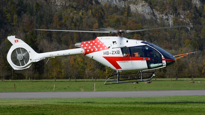 HB-ZXB - Kopter SH09 - Kopter