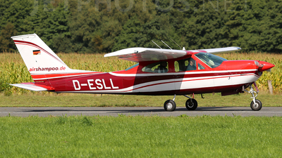 D-ESLL - Cessna 177RG Cardinal RG - Private