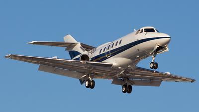 C-GSQC - British Aerospace BAe 125-700A - Private