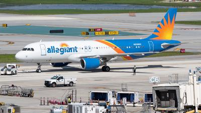 N239NV - Airbus A320-214 - Allegiant Air