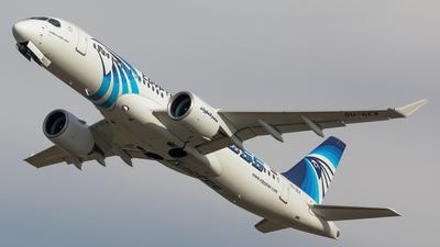 SU-GEX - Airbus A220-300 - EgyptAir Express