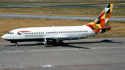 D-ADBL - Boeing 737-31S - Deutsche BA