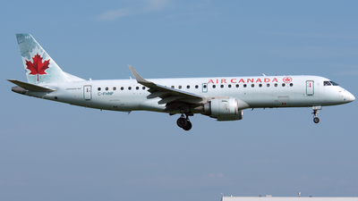 A picture of CFHNP - Embraer E190AR - [19000071] - © PAUL LINK