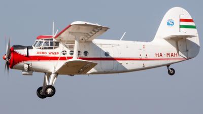 HA-MAH - PZL-Mielec An-2R - Aero Wasp