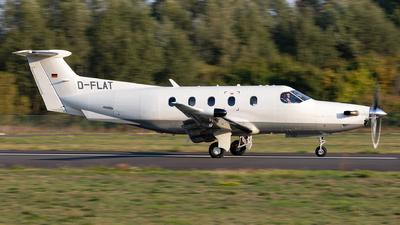 D-FLAT - Pilatus PC-12/47E - Private