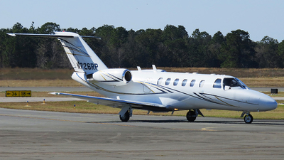 N726RP - Cessna 525A CitationJet 2 - Private