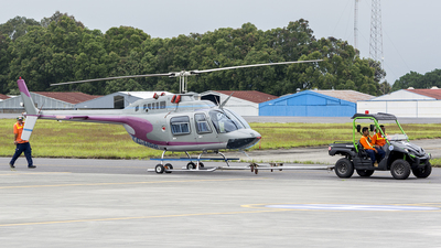 TG-HRB - Bell 206B JetRanger III - Private