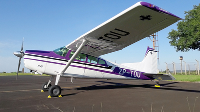 ZP-TOU - Cessna A185F Skywagon - Private