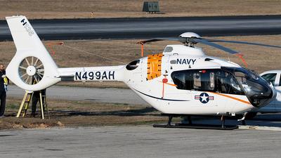 N499AH - Eurocopter EC 135P3 - United States - US Navy (USN)