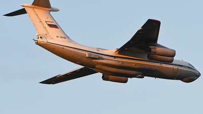 RF-78790 - Ilyushin IL-76MD - Russia - Air Force