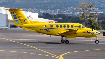 TG-COC - Beechcraft B200 Super King Air - Cocesna