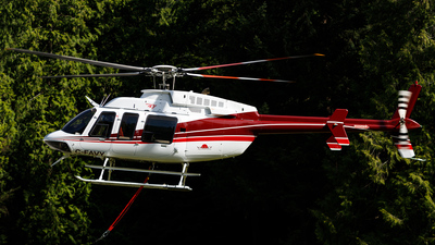 C-FAVY - Bell 407 - Valley Helicopters