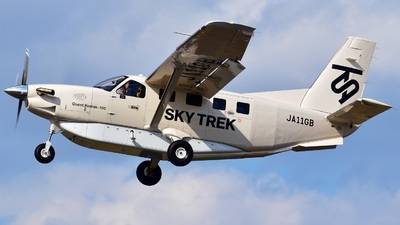 JA11GB - Quest Aircraft Kodiak 100 - Sky Trek