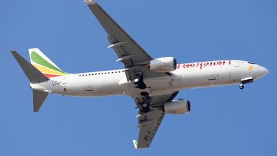 A picture of ETAQP - Boeing 737860 - Ethiopian Airlines - © Mehdi Nazarinia - MehdiPhotos.com