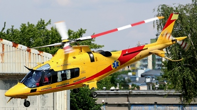 SP-HXA - Agusta A109E Power - Poland - Medical Air Rescue