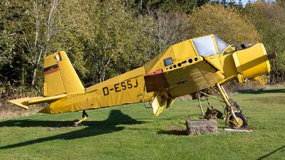 D-ESSJ - Zlin Z-37A Cmelák - Private