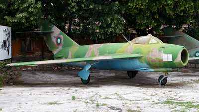 68 - Mikoyan-Gurevich Mig-17F Fresco - Bulgaria - Air Force