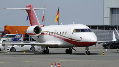 N664D - Bombardier CL-600-2B16 Challenger 604 - Private