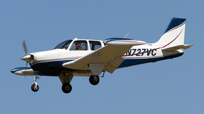 N727VC - Beechcraft E33A Bonanza - Private
