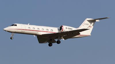 B-3340 - Gulfstream G450 - Private