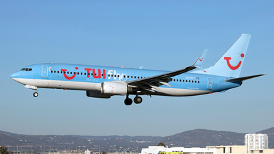 SE-RFT - Boeing 737-8K5 - TUIfly Nordic