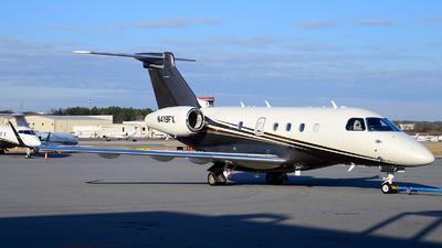 N419FX - Embraer EMB-545 Legacy 450  - Flexjet