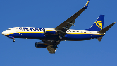 EI-ESL - Boeing 737-8AS - Ryanair