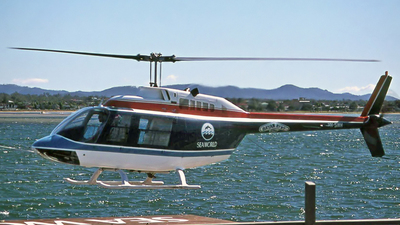 VH-SWH - Bell 206B JetRanger II - Sea World Helicopters