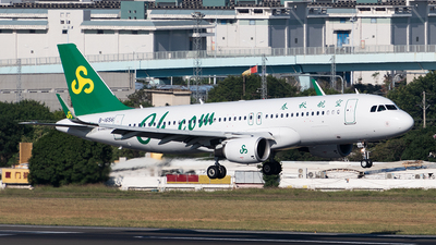 A picture of B1656 - Airbus A320214 - Spring Airlines - © AndySpotter