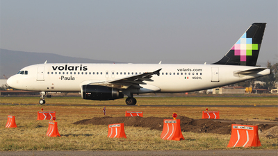 A picture of N513VL - Airbus A320233 - Volaris - © Alejandro Aceves