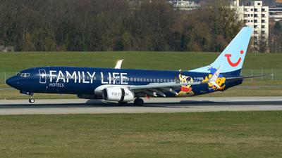 G-FDZG - Boeing 737-8K5 - TUI