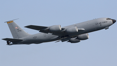 58-0060 - Boeing KC-135T Stratotanker - United States - US Air Force (USAF)