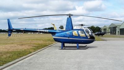 G-MCAZ - Robinson R44 Raven II - Private