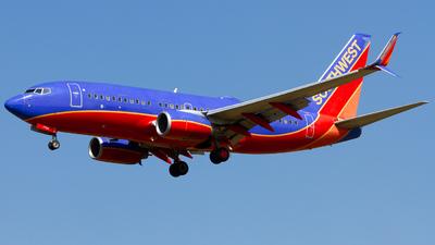 N7734H - Boeing 737-7BD - Southwest Airlines