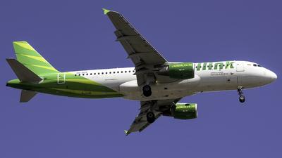 A picture of PKGLP - Airbus A320214 - Citilink - © Bima Yudha Aldianto