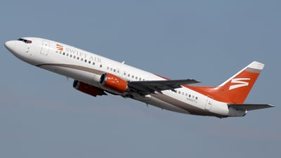 N802TJ - Boeing 737-4B7 - Swift Air