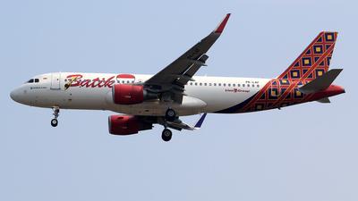 A picture of PKLAF - Airbus A320214 - Batik Air - © M. Raykahn Ariga