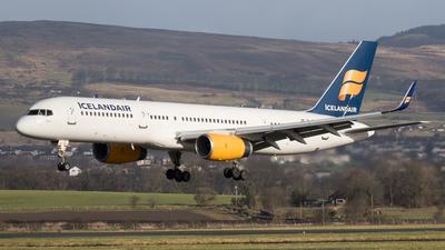 A picture of TFFIC - Boeing 75723N - Icelandair - © Rolf Jonsen