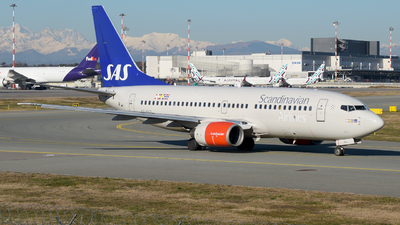 A picture of SERES - Boeing 7377BX - SAS - © paoloz99