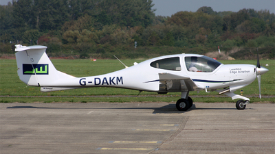 A picture of GDAKM - Diamond DA40D Diamond Star - [D4.222] - © Hawkwind