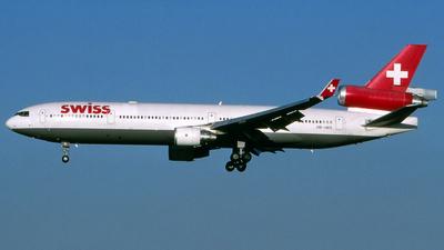 HB-IWO - McDonnell Douglas MD-11 - Swiss