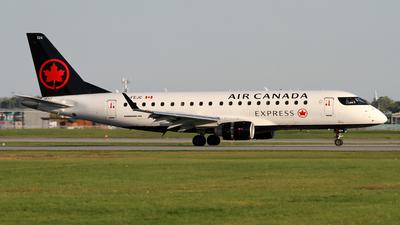 C-FEJC - Embraer 170-200SU - Air Canada Express (Jazz Aviation)