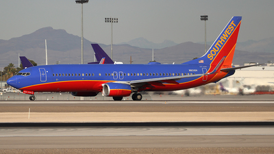 N8316H - Boeing 737-8H4 - Southwest Airlines